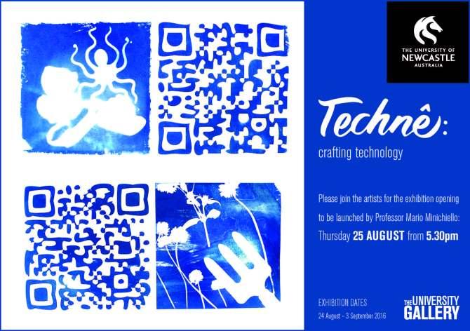 TECHNE e-invite