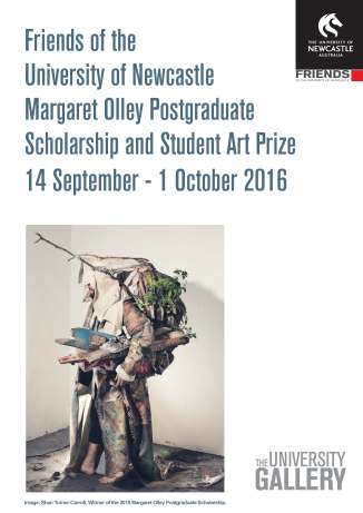 2016 Margaret Olley Scholarship