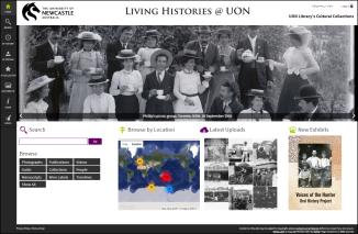 Living Histories@UON
