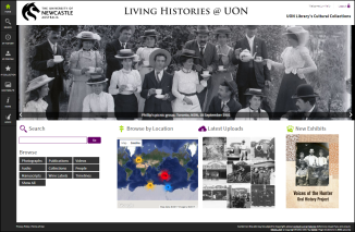 Living Histories@UON