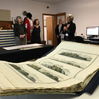 Morris Miller Library, Special & Rare Collections, University of Tasmania