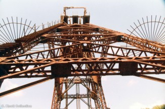 Poppet Head, Stanford Main Colliery