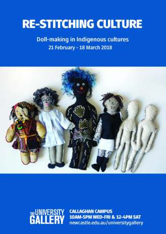 RE-STITCHING CULTURE Doll-making in indigenous cultures