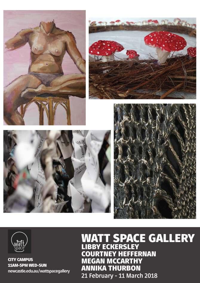 Watt Space 22 February 2018